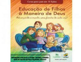 Educando filhos a maneira de Deus