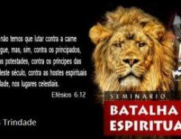 Estudo sobre Batalha Espiritual