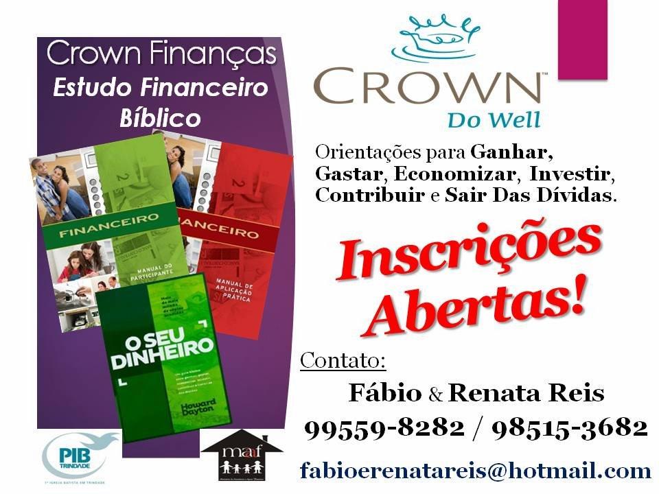 CROWN FINANÇAS- ESTUDO BÍBLICO FINANCEIRO