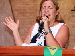 Culto Prª Leila Cêa Cabral
