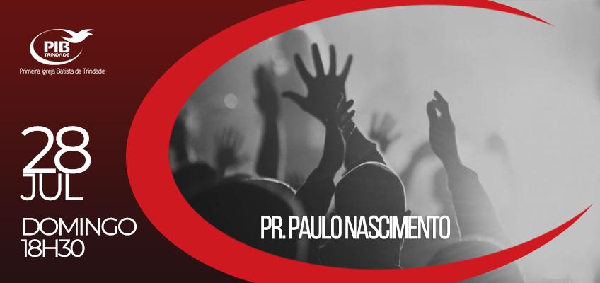 PR. Paulo Nascimento