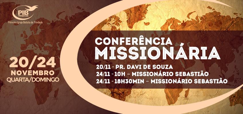 Conferencia missionaria