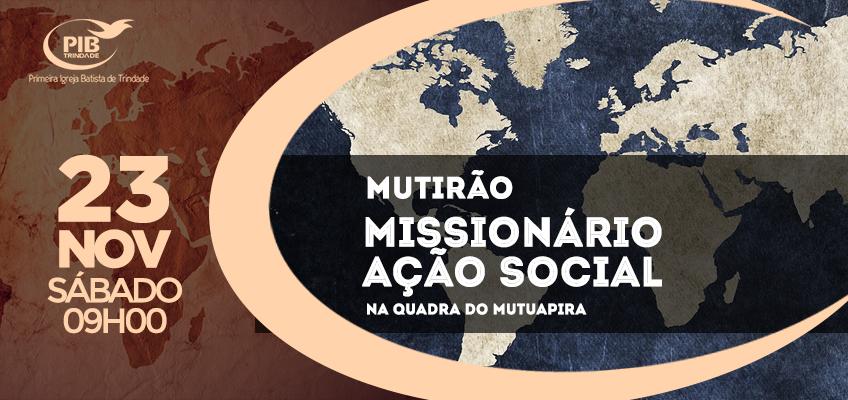 MUTIRAO missionaria
