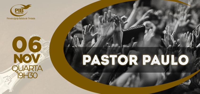 Pastor Paulo